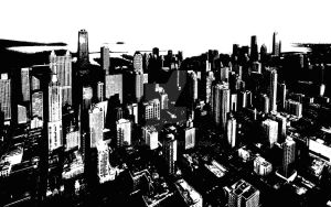 the dark city (Edted and effect are given by me bu by Skyline46