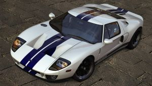 2006 Ford GT (Gran Turismo 5) by Vertualissimo