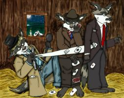 Deviant Wild Brothers by vaudeville-comedy