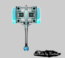 Fisrit's Hammer by kartron