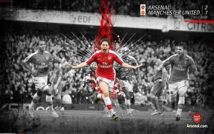 Arsenal Wallpaper by Angelmaker666