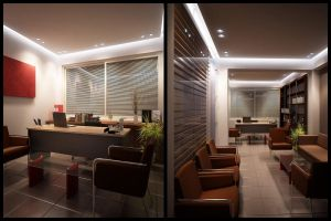 Lawyers' Office by voodoq