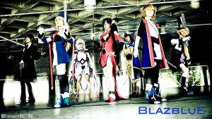 Blazblue by sheepsgobaa
