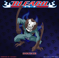 Shrieker by B-FT-OP-PROJECT
