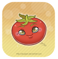 CF: Tomatito by MySweetQueen