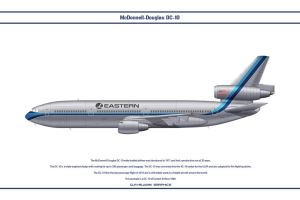 DC-10 Eastern Airlines by WS-Clave
