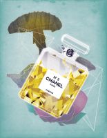 Chanel No. 5 by m-chrome