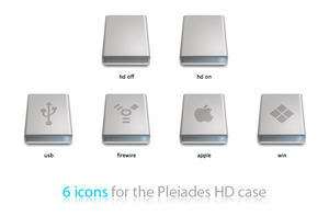 Pleiades HD case by shirkaMS