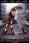 Movie Poster Iron Man by xlllx-rick-xlllx