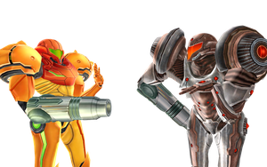 Dark Suit Samus is to fabulous for your shit by Myth-P
