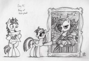 EqD Artist Training Grounds II -- Day 4 by MalimarTheMage