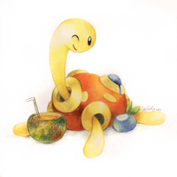 Shuckle by CuteSkitty