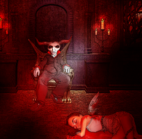 The Demon King And His Prisoner by SybilThorn