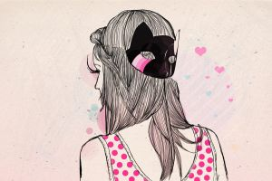 Pink mask by S-Banh