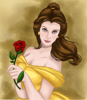 Belle by WhiteEyedCat