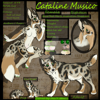 Cataline Musico by DeadlyJessica