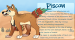 Piscaw Ref by Pepper-Head