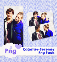 Cagatay - Serenay Png Pack by Pn5Selly