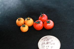miniature tomatoes by star--crossed