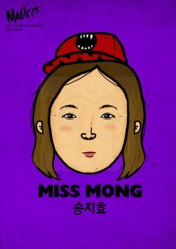 Miss Mong by mad613