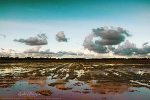 My Village Cloud II by badaipurba