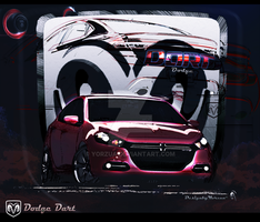 Dodge Inspired by Me Contest 2012_Bis by Yorzua