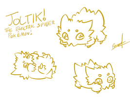 Joltik Compilation by applejackles