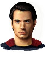 man of steel by tapuklok