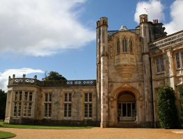 Highcliffe Castle 6 GothicBohemianStock by GothicBohemianStock