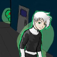Danny Phantom by NefariousVixen