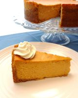 Pumpkin Cheesecake IV by LoveandConfections