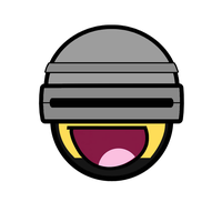 Robocop Awesome Smiley by E-rap