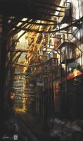 Kowloon by AnthonyChristou