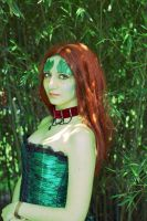Poison Ivy - Original  Cosplay by ASCosplay