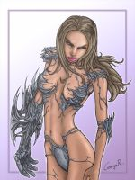 Witchblade by Esdras78