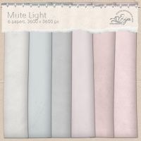 Mute Light paper pack by Eijaite