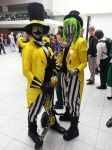 Humanised Smiler Cosplay - Smiles All Around by Shadow-Industries