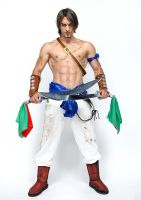 Prince of Persia - The Sands of Time Cosplay by LC by LeonChiroCosplayArt