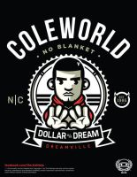 COLE WORLD DAY by supermanisback
