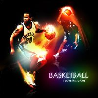 basketball by owdesigns