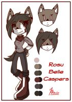 { Rosu Bell Caspers } by r0sque