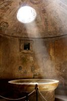 Pompeii Bath House by williamdaros