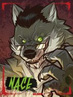 Nace Con Badge by solidasp