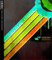 Circles and Stripes -rand.01- by plaxx
