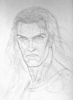 Feanor Sketch by TurnerMohan