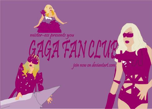 GAGA FAN CLUB MAIN PICTURE 1 by Mister-ESS