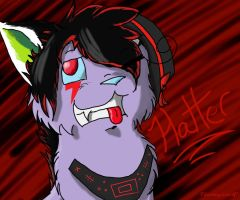 :FA: Hatter by TorreyWolf