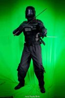Snake Eyes - Cosplay 02 by NamelessProps
