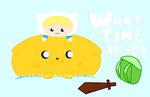 Finn and jake~ by roleholder