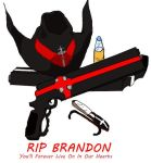 RIP Brandon by HieiSQueen